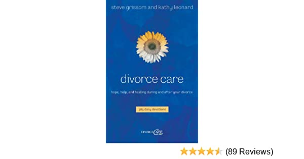Leading DivorceCare: You're never alone
